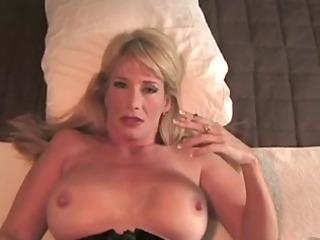 super stepmom smoking and drilling