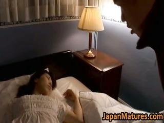 cougar japanese angel obtains fingered