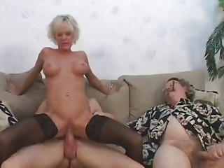 awesome older  gives carnival 4 hubby