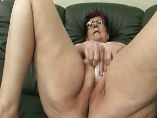 old panty stuffing and sex toy please