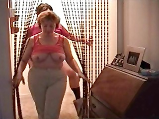 plump wife dianna in various scenes sucking on