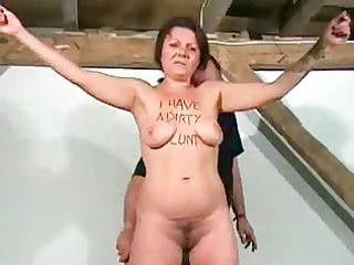 cougar slut humiliated