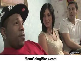 my mommy go black : surprising interracial woman