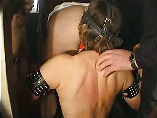 submissive frrench cougar babe part 1