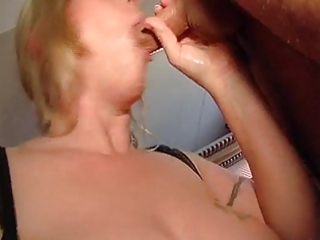 brutal bottom with awesome woman dutch
