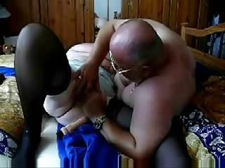my pervert granny woman still enjoys dick !!