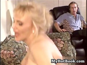 gina british is a older lady who has saggy tits