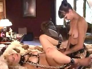 cougar homosexual woman bondage and spanking