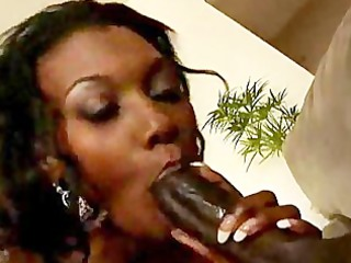 nyomi bangs a black dick
