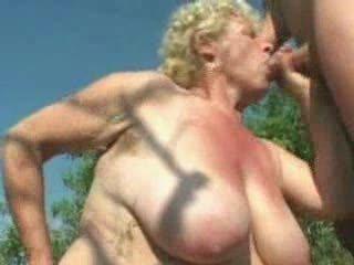 elderly cock sucking