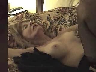cougar whore creampied by ebony penis