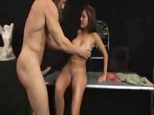 papa - hot large boob latin milf drilling