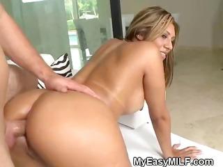 latino lady anal fuck