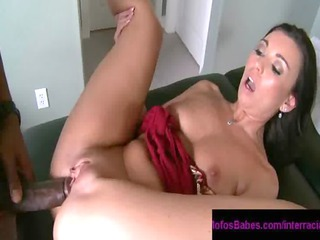 12-busty milfs pierced by brown cocks