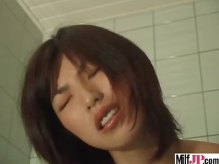 whore naughty woman japanese own uneasy  sex vid25