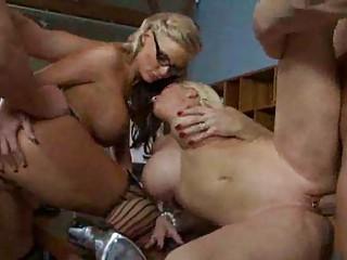 bisexual mature babe sluts have a bunch  porn