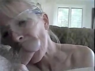 wife needs safety glasses