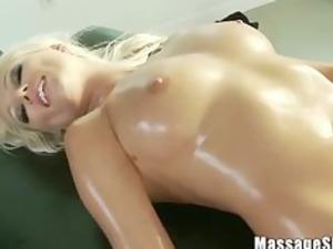 erotic massage for wonderful milf diana doll