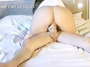 extremely impressive inexperienced lady into