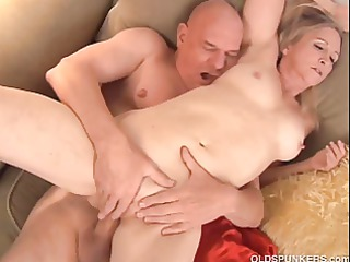 hot mature blonde annabelle brady worships to fuck