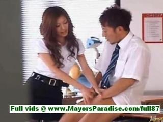 yuki asada from idol69 older  eastern  coach at