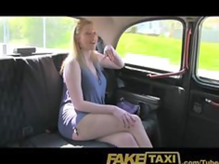 faketaxi mature blonde accepts busty proposal