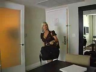 blond woman has fuck with fresh male