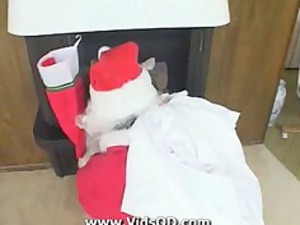 mommy acquires banged uneasy by st nick