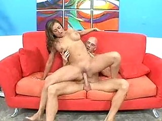 hubby watches awesome lady bang different guy