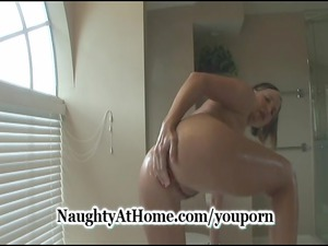 lady wishes her bottom drilled