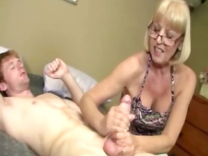 giving old is giving a penis massage