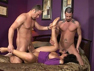 lady vannah sterling obtains fingercuffed inthree