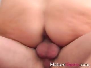 mature tough banging