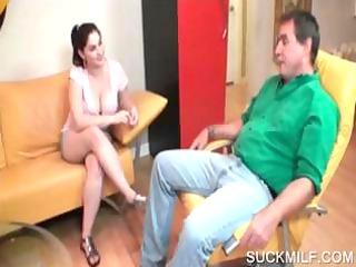 woman sharing penis inside triple