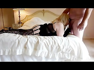 themaskedmilf57xx licks libido in nylons and 7