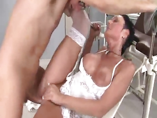 cougar german lady inside awesome gstring