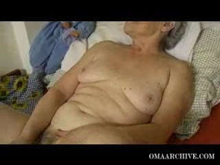 granny cougar chick masturbating with vibrator