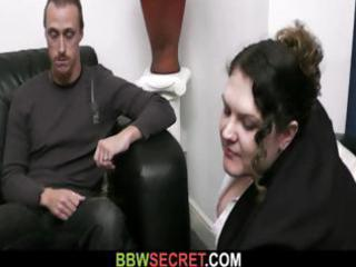 housewife finds bbw with her hubby