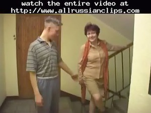 2 dudes and cougar part 1 russian cumshots swallow