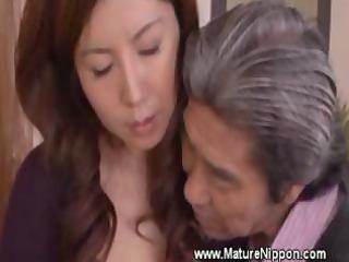 eastern  older  lady porn moment