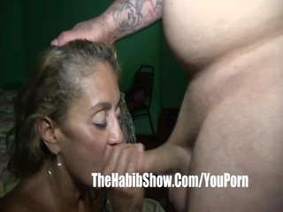 latin rican lady gangbanged nut spurm lover
