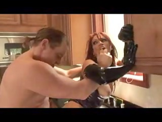 redhead latex mother id enjoy to fuck