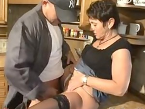 german granny maiden bitch repairman mature older