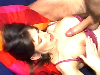 pregnant housewife gets pierced