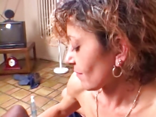 small breast giant tits cougar copulates more
