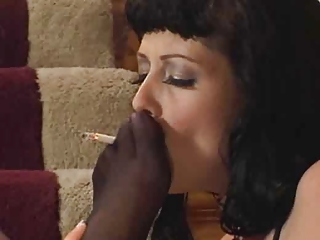 smokin super mature babe like pleasure