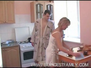 russian big family - family group sex