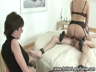 super pantyhose grown-up slut fucks boy