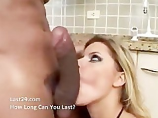 blonde milf acquires it up her ass