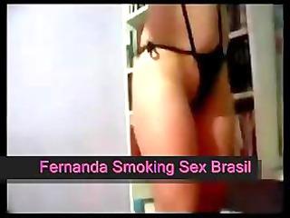 smoking wife sexy